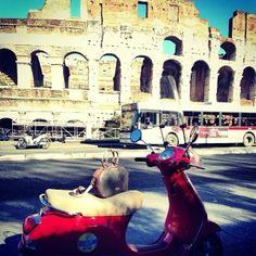 Travel Around The World, Around The Worlds, Rome