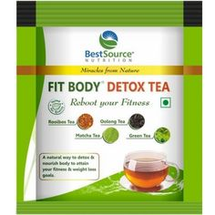 FIT BODY™ Detox Tea is the best way to do a daily #detox. Each tea bag contains 9 potent natural ingredients – #Rooibos Tea, #Green Tea, #Oolong Tea, #Matcha Tea, #Garcinia Cambogia, #Liquorice Extract, #Ginger Extract, #Fennel and #Cinnamon. This combination supports the liver in its daily #cleanse and helps in weight management.#weightloss #fitbody #detoxtea.