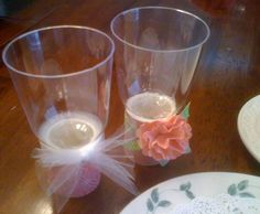 paper crafts for tea party   Tea Party Mint Holders by CraftPaperScissors - Cards and Paper Crafts ... Tea Party Crafts, Craft Party, Paper Decorations, Happy Mothers Day, Wine Glass, Paper Crafts, Mint, Tableware, Projects