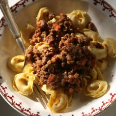 Ragù Enriched with Chicken Livers by Saveur. This rustic version of ragù calls for several different kinds of meat, each contributing a different dimension to the sauce, but it's the chicken livers in particular that lend a gamy depth. Gizzards Recipe, Pollo Recipe, Chicken Liver Recipes, Filled Pasta, Gnocchi Recipes, Chicken Livers, Dinner Is Served, Sauce Recipes, Noodle Recipes