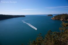 Deception Pass State Park, Whidbey Island, WA by Pehrson Images