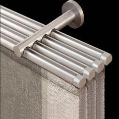 Japanese panel rail NIPPO FUTURA Collection Japanese walls by Mottura Sistemi per tende Source by marielauremavic Window Drapes, Blinds For Windows, Curtains With Blinds, Panel Curtains, Panel Walls, Glass Door Coverings, Patio Door Coverings, Window Coverings, Sliding Panel Blinds