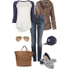 """yup. me. - """"Slouchy Saturday"""" by fun-to-wear on Polyvore"""