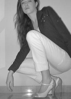 White Pants KOCCA - Inside...  (by Ariel.hobby. G.) http://lookbook.nu/look/3512573-Inside