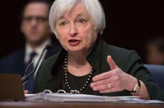 Yellen: rischi outlook economico, possibile ritardo rialzo tassi - Yahoo Finanza Italia
