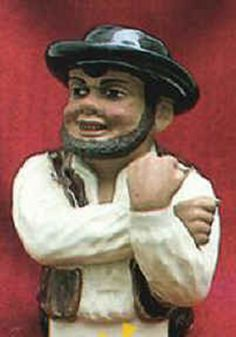 """""""Zé Povinho"""" is a critical social personage, created by Rafael Bordallo Pinheiro and adopted as a national personification Portuguese."""