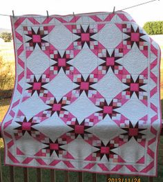 Just Me: Another Breast Cancer Quilt