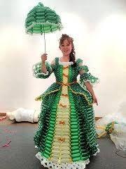 Resultado de imagen para rie hosokai balloon dresses