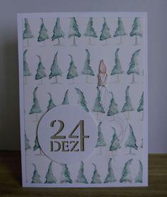 """HandWerk aus Papier: """"Weihnachten ist,........"""