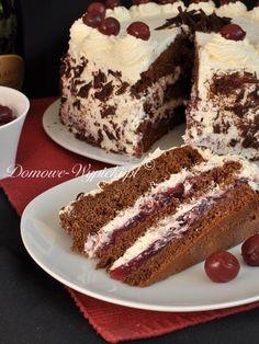 Black Forest cake (Black Forest Kirschtorte)