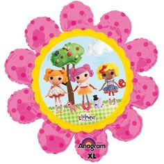 Buy Lalaloopsy SuperShape Foil Balloon from Tiger Feet Party. Lalaloopsy SuperShape Foil Balloon Add some decoration to your party with our Lalaloopsy One Balloon, Balloon Flowers, Balloon Bouquet, Heart Balloons, Foil Balloons, Latex Balloons, Happy Birthday Flower, Happy Birthday Balloons, 10th Birthday