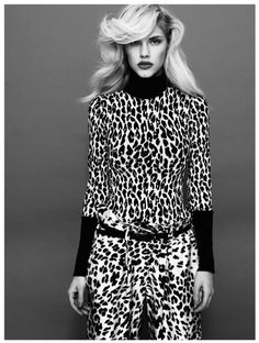 Prints. God I love leopard!