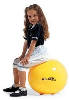 "Gymnic Sit n Gym 18"" Ball Chair - Out of Stock"