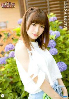 hello-project-zone: A day, an idol. Ikuta...