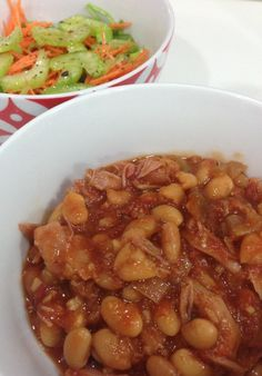 Seriously Great Easy Peasy Baked Beans