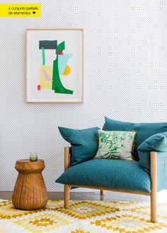 cozy armchair #decor