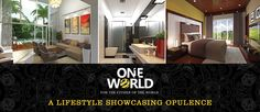 #ServicedApartment at ONE WORLD offer world-class facilities, international designs, eclectic atmosphere, contemporary & inviting bed rooms/ suites for all business & leisure travelers. Get used to your style of living at #ONEWorld, #Chennai. ☛www.chennaioneworld.com