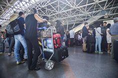 Cobrança de bagagem está suspensa, mas outras mudanças entram em vigor amanhã