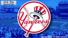 If you need New York Yankees Tickets then you are at right place. Cheap New York Yankees Tickets are available on our site at very cheap price. You can also use discount code BBTIX to get Discount New York Yankees Tickets. New York Yankees Tickets, Mlb Tickets, Cheap Tickets, Yankee Stadium, Chicago Cubs Logo, Activities, Coupon, Coupons