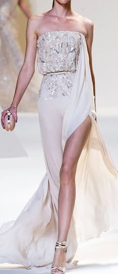 Elie Saab - Go here for your Dream Wedding Dress and Fashion Gown! https://www.etsy.com/shop/Whitesrose?ref=si_shop