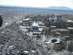 Galena, Alaska Struggles to Rebuild After Yukon River Ice Jam ...