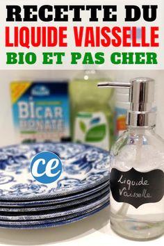 Comment Fabriquer Son Liquide Vaisselle Bio (Facile, Pas Cher Et  Dégraissant). Produit Entretien Maison, Produit Menager ... 9211f2c9d19e