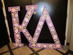 pi chapter kd letters :)