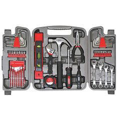 (click twice for updated pricing and more info) Apollo Tools - 53 Piece Household Tool Kit #household_tool_kit http://www.plainandsimpledeals.com/prod.php?node=34738=Apollo_Tools_-_53_Piece_Household_Tool_Kit_-_DT-9408#