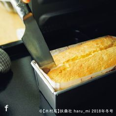Bread Cake, Loaf Cake, Pound Cake, Sweets Recipes, Desserts, Cafe Food, Beauty Recipe, Homemade Cakes, Japanese Food