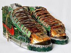design-dautore.com: Creative Creations From Recycled Circuit Board