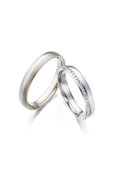 IPRIMO Jewellery Elektra Wedding Rings Hong Kong Wedding