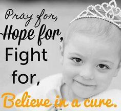 Childhood Cancer Awareness Month is September!