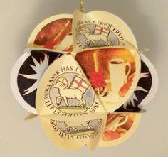 Moravian ornament