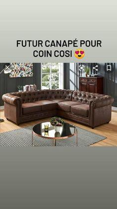Idées déco pour l'espace accueil et détente, coin cosy Coin, Table, Furniture, Home Decor, Decoration Home, Room Decor, Tables, Home Furnishings, Home Interior Design