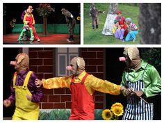 Blog do Rio Vermelho, a voz do bairro: Espetáculos teatrais divertem a criançada no Ciran...