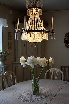 Vibeke design sommer i know this is swedish design but somehow i love chandeliers mozeypictures Choice Image