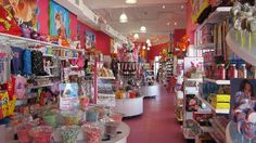 It's Sugar: Gelato and candy store in Georgetown (for MK, of course...)