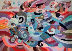A arte de Fernando Chamarelli