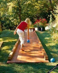 Bowling privé