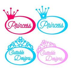 Princess Crown Tiara Monogram Cuttable Design Cut File. Vector, Clipart, Digital Scrapbooking Download, Available in JPEG, PDF, EPS, DXF and SVG. Works with Cricut, Design Space, Sure Cuts A Lot, Make the Cut!, Inkscape, CorelDraw, Adobe Illustrator, Silhouette Cameo, Brother ScanNCut and other compatible software.