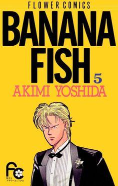 vintagemanga:  YOSHIDA Akimi (吉田秋生), Banana Fish / バナナフィッシュ   part01