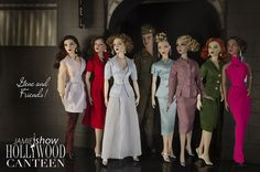 Collecting Fashion Dolls by Terri Gold: New Gene Marshall & Friends Dolls by Mel Odom and ...