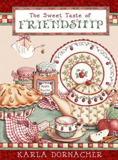Karla Dornacher has several books available with her own illustrations.