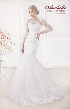 Kolekcja suknie ślubne Anabelle amber
