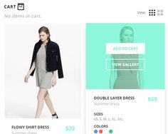 Add to Cart Interaction with CSS and jQuery #css #Tutorial #jQuery #cart #addtocart #add2cart #interaction