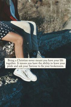 He fixes our broken hearts.