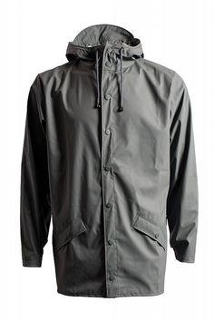 Jacket: Grey