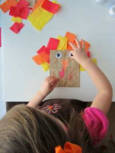 Easy Thanksgiving Crafts for Preschoolers . 63 Easy Thanksgiving Crafts for Preschoolers . Turkey Crafts for Kids Wonderful Art and Craft Ideas for Fall and Kids Crafts, Halloween Crafts For Kids, Toddler Crafts, Preschool Crafts, Harvest Crafts For Kids, Preschool Age, Homeschool Kindergarten, Preschool Classroom, Thanksgiving Games For Kids