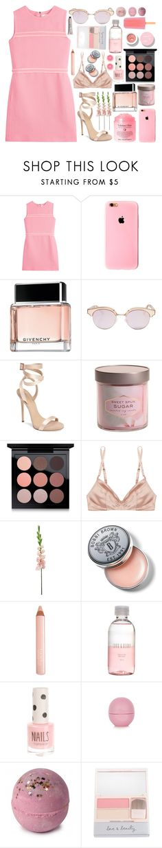 """""""Don't be a women that needs a man... Be a women that a man needs"""" by alltimelow-123 ❤ liked on Polyvore featuring Victoria, Victoria Beckham, Givenchy, Shay, Le Specs, Giuseppe Zanotti, MAC Cosmetics, Rituel by Carine Gilson, Bobbi Brown Cosmetics, Trish McEvoy and Korres"""