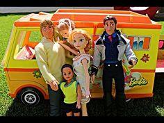 Frozen Family Kids, Anna, Kristoff CAMPING TRIP & HANS!!!! Disney Frozen Barbie Parody DisneyCarToys